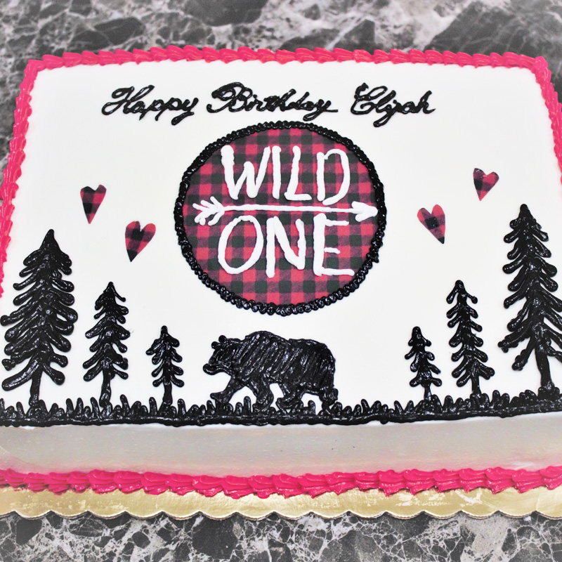 Wild One First Birthday Theme
