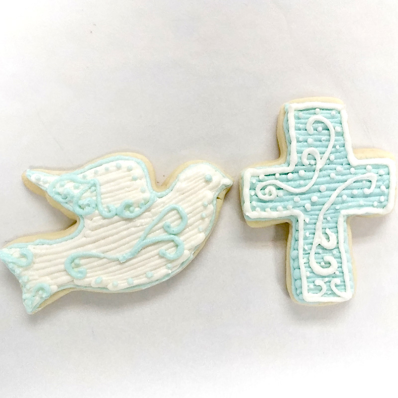 Peaceful Dove & Cross Mix