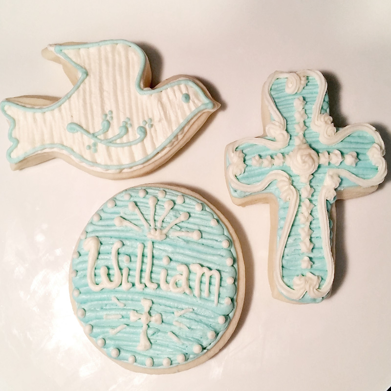 Religious Cookie Sample